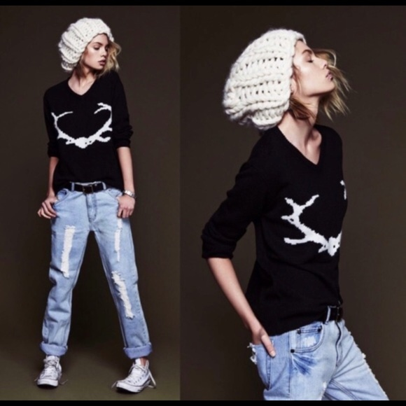 For Love And Lemons Sweaters - For love and lemons anlter sweater